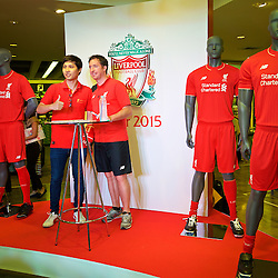 150714 Liverpool Preseason Tour Day 2