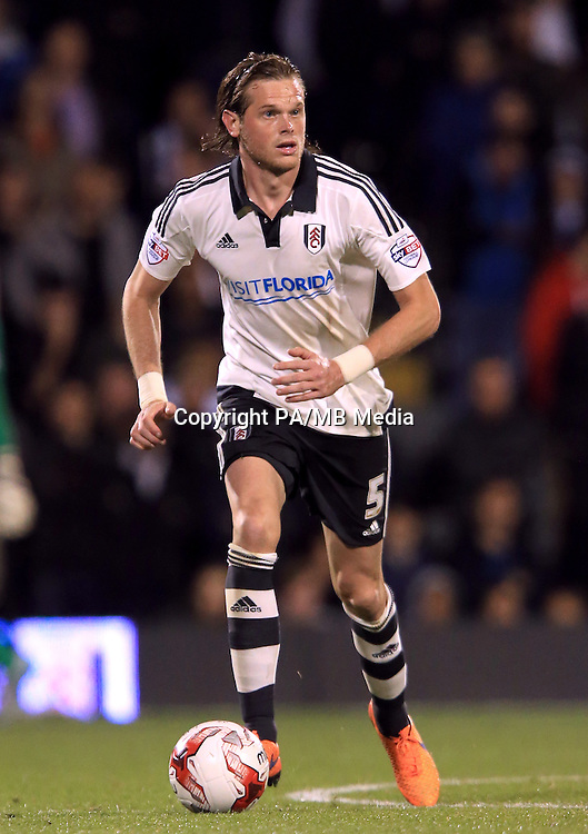 Fulham's Richard Stearman