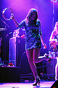 Grace Potter and the Nocturnals perform at Terminal 5, NYC. November 20, 2009. (c)Copyright 2009 Chris Owyoung. All Rights Reserved.