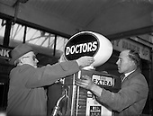 1959 - Petrol Strike: fuel for doctors