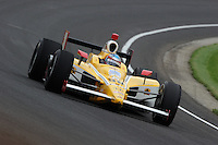 Bertrand Baguette, Indianapolis 500, Indianapolis Motor Speedway, Indianapolis, IN USA