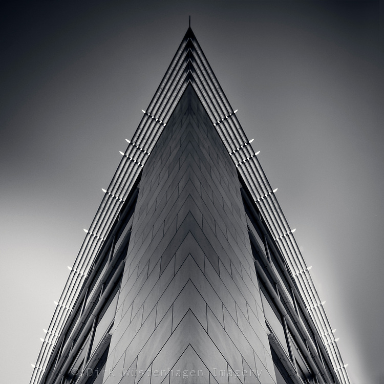 Part of a building in Wuppertal that I photoshopped...<br /> <br /> Prints &amp; more. http://society6.com/product/triAngle-s5x_Print
