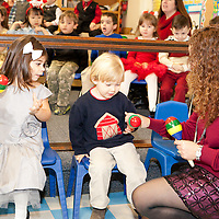 Sunset Nursery School Christmas Show 2014