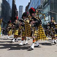 NY441A Scottish parade