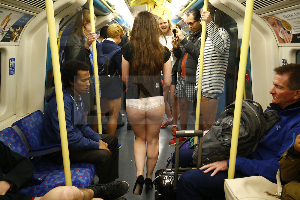 news pants tube commuters trousers london underground
