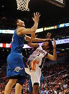 NBA: Washington Wizards at Phoenix Suns//20101205