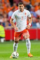 AMSTERDAM - Nederland - USA , Amsterdam ArenA , Voetbal , oefeninterland , 05-06-2015 ,  Nederlands elftal speler Jeffrey Bruma