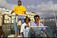 Alwaleed Prince on his boat in Cannes PALW