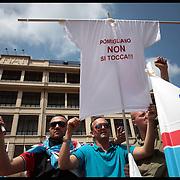 Manifestazione FIAT