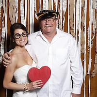 Carmichael Wedding Photo Booth