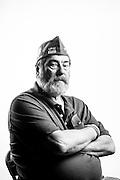 Cecil Dennis<br /> Army<br /> E-5<br /> Vehicle Mechanic<br /> Mar. 21, 1966 - Mar. 9, 1969<br /> Vietnam and Korea<br /> <br /> Veterans Portrait Project<br /> St. Louis, MO
