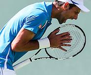 Tennis: BNP Paribas Open 2016 Novak Djokvic vs Rafael Nadal