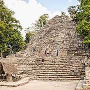 Coba Mayan Ruins / Yucatan Peninsula, Mexico