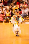 Powwow, kids, American Indian Council Powwow, Montana State University, Montana..