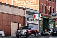 Butte, Montana, Spud McGees Bar, Main Street, uptown