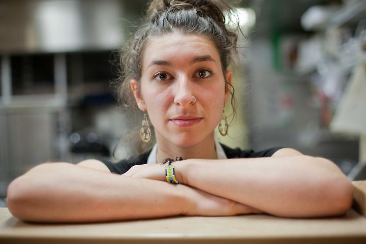 Thea Weinstein, Fire Island Bakery, Anchorage