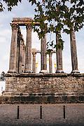 Roman Temple (Templo de Diana) in Évora, Alentejo