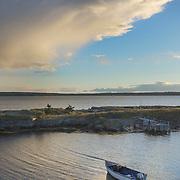 Rowboat, Blue Rocks Nova Scotia
