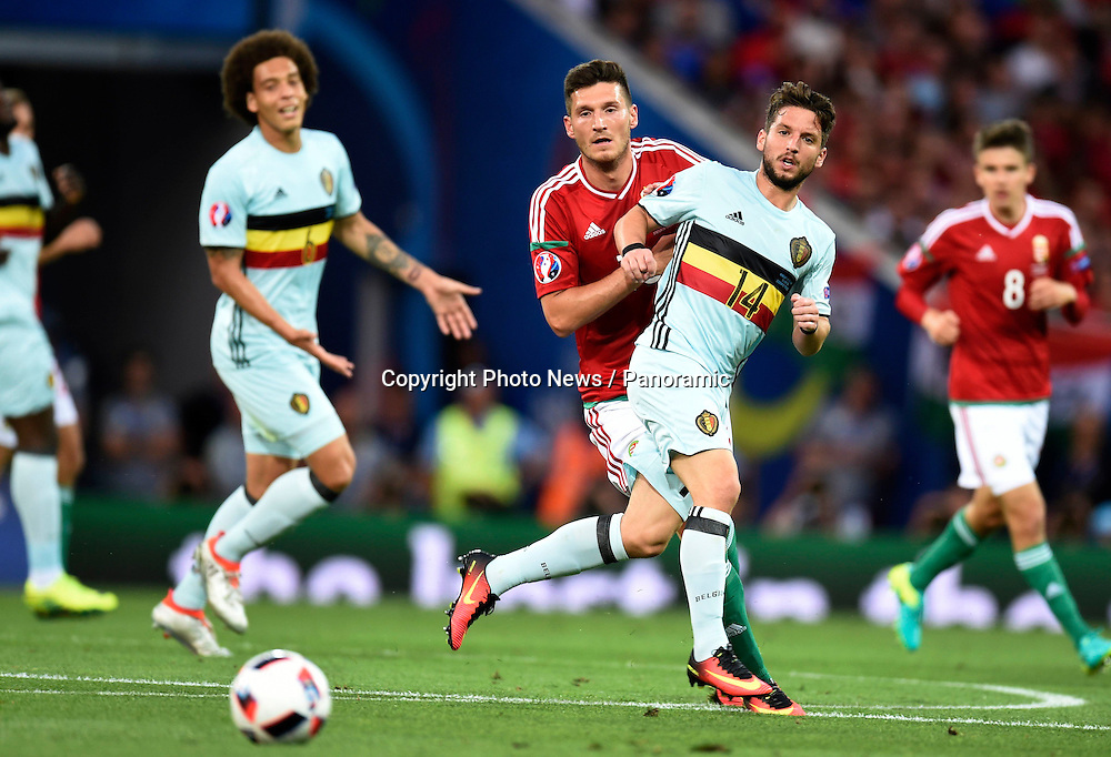 TOULOUSE, FRANCE - JUNE 26 :  Dries Mertens forward of Belgium