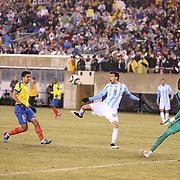 Argentina Vs Ecuador MetLife Stadium NY 2015