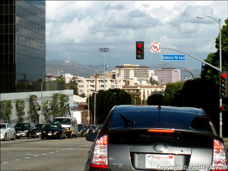 From: From My Car Series of photographs taken while driving, and at red lights,in and around, Los Angeles, CA.