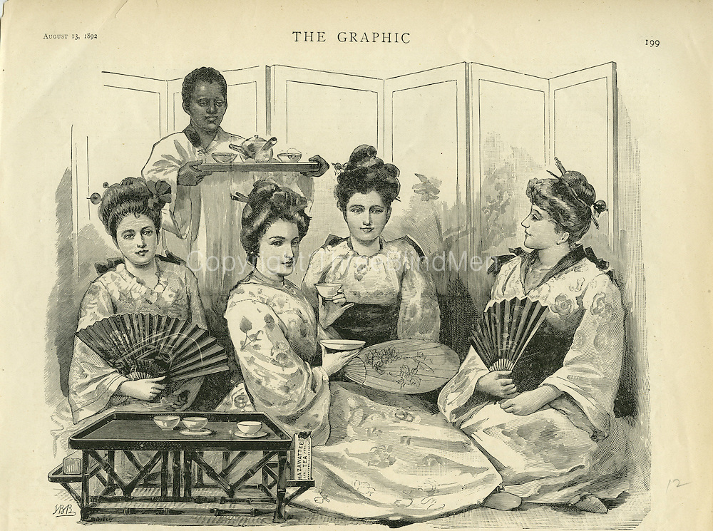 1892. The Graphic. <br />
