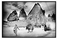 Living in the past, Traditional Life in Cappadocia, Turkey