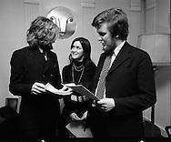 Dublin Arts Festival, Press Reception.06/01/1971