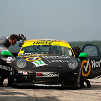 #12 Competition Motorsports Porsche GT3 Cup: David Calvert-Jones