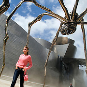 In October-November 2007 the Guggenheim Museum in Bilbao celebrates its 10th anniversary. Frank Gehry-designed art museum transformed an unremarkable river port town into a major tourist destination.