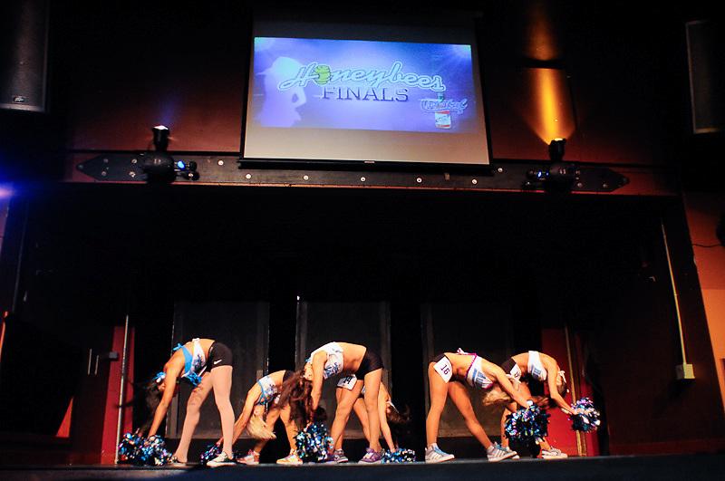 2012 - 2013 New Orleans Hornets Honeybees Finals