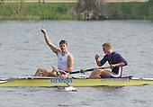 20090412/13 GB Rowing Senior Trials, Hazewinkel, Belgium