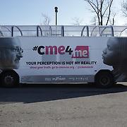 CMe4Me 2015 D.C. Bus Ad Campaign