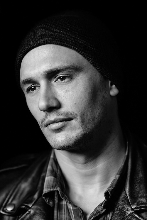 Actor James Franco is photographed at the WireImage Portrait Studio during the 2014 Toronto Film Festival on September 7, 2014 in Toronto, Ontario. (Photo by Jeff Vespa)