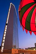 Europe, Italy, Lombardy, Milan, Night, beautiful, color, Pirelli