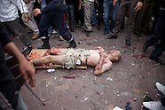 Morrocco Maroc. Terrorist attack in Marrakesh April 28 2011, Exclusiv,   Attentat a Marrakesh