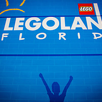 POLK COUNTY, FL – October 14, 2011 ----LEGOLAND Florida celebrates during a press conference and opening day ceremony at Central Florida's newest theme park, LEGOLAND® Florida.  The park, which will be opening October 15, 2011 just outside of Orlando, LEGOLAND Florida will provide interactive entertainment for families with children ages 2-12 . (PHOTO/LEGOLAND Florida, Merlin Entertainments Group, Chip Litherland).