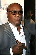 LA Reid at The Jermaine Dupri Birthday Celebrration held at Tenjune in New York City on September 23, 2008