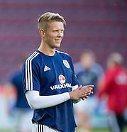 02-09-2016 Mark O'Hara Scotland 21s