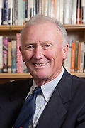 Mr John Martin, Governor, Magdalen College School 2010, Photographed in the school library.