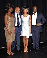 Motown The Musical Press Launch at The Hospital Club, Endell Street, London on Monday 5 October 2015