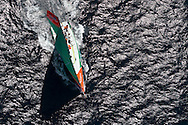 NEW ZEALAND, Takou Bay. 10th March 2012. Volvo Ocean Race Leg 4. Groupama.