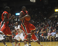 "at the C.M. ""Tad"" Smith Coliseum in Oxford, Miss. on Saturday, January 15, 2011. Georgia won 98-76.  (AP Photo/Oxford Eagle, Bruce Newman)"