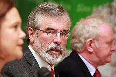 MAY 04 2014 Gerry Adams Released