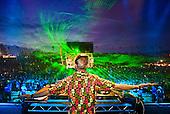 DJ Fatboy Slim, Rockness, Scotland