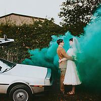 Great Scott ~ Charlotte & John's Thorner Victory Hall Wedding