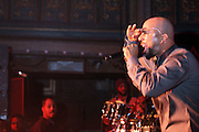 Common at the ' Locals Only ' Underground Event Series sponsored by NBCNY.com featuring Common held at The Angel Orensanz Foundation for Art on the Lower East side on Mahanttan on December 11, 2008..