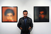 Tijuana Mexico ..photo artist Aldo Guerra..While working on this long term project 'La Frontera' I want to examine the cultural and humanitarian activities on both sides of a border that keeps the United States and Mexico apart with a wall of steel already 600 miles long. The turf wars of drug cartels, arms trafficking and rampant kidnappings turned cities like Tijuana into some of the most dangerous places on earth. Despite the violence many brave artists, photographers, architects, poets, humanitarians, teachers etc live and work in the shadow of the wall on both sides and have a positive influence on this region; they are the focus of my long term project along the border. (Over time I plan to cover the entire length from the Atlantic to the Pacific, these images were taken in and around Tijuana).© Stefan Falke