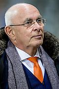 ROTTERDAM - Nederland - Zweden , Voetbal , Seizoen 2015/2016 , damesvoetbal , vrouwen , Olympisch kwalificatie toernooi , Sparta Stadion het Kasteel , 09-03-2016 , Michael van Praag