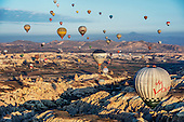 balloon Cappadocië Turkey